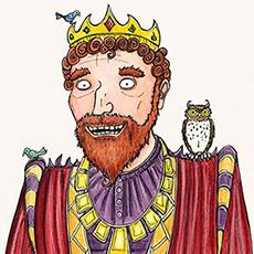 Character Illustrations © Nicola L Robinson
